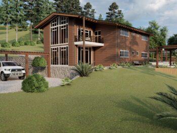 Planos de villas para construir