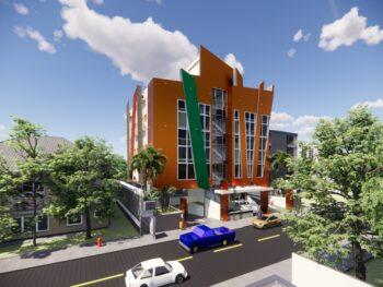 Edificio para Clinica