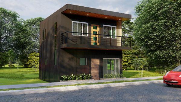 diseño de casa 6x6