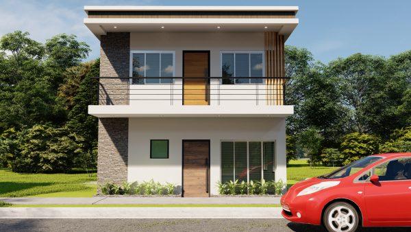 casa de 6x6 metros plano de casa de 36m2